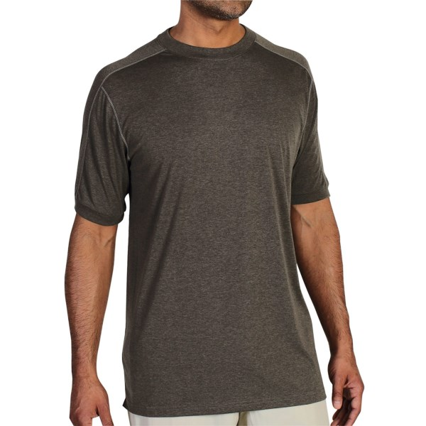 Exofficio Exo Dri T-shirt - Upf 20 , Short Sleeve (for Men)