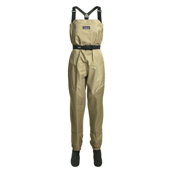 Patagonia women watermaster ii fishing wader waders l ebay for Fly fishing waders