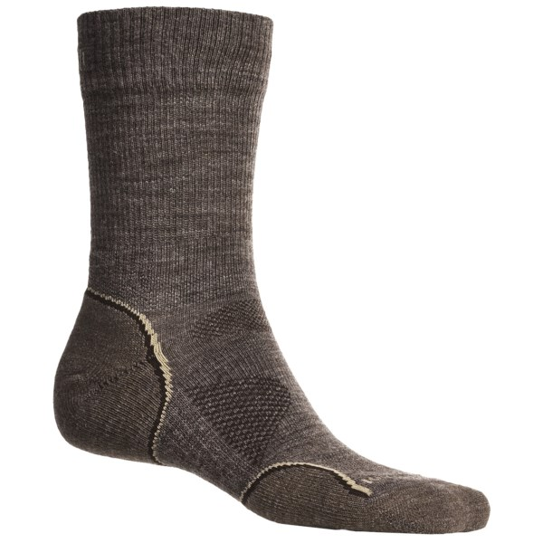 Smartwool PhD Outdoor Light Crew Sock Reviews - Trailspace.com:,Lighting