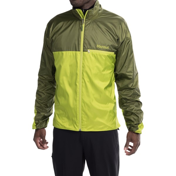 CLOSEOUTS . Wind resistant, water repellent, moisture wicking and breathable, multi-tasking is a way of life for Marmot's DriClime(R) windshirt jacket. Available Colors: GRANITE/SKYLINE BLUE, CAROB/CILANTRO, ECLIPSE/BLACK, FOREST/BLACK, FIRE/BLACK, GOLDEN/BURNISH, BLACK/BLACK, GARGOYLE/BLACK, FLASH ORANGE/GARGOYLE, LEAD/GARGOYLE, VAPOR BLUE/ECLIPSE, MARS/GARGOYLE, COBALT/BLACK, TEAM RED/BLACK, MARS ORANGE/BLACK, 16, 17, 18, ORANGE SPICE/BLACK, COBALT BLUE/SLATE GREY, GREEN LICHEN/GREENLAND, CINDER/SLATE GREY, BLACK. Sizes: S, M, L, XL, 2XL, XS.