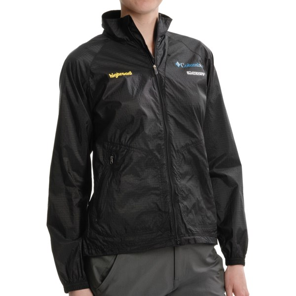 Columbia Sportswear Highroad Trekkin Jacket Recycled Materials (For Women)