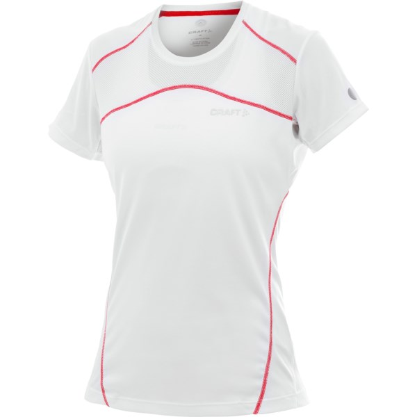 Craft of Sweden High Performance Run T Shirt Short Sleeve (For Women)