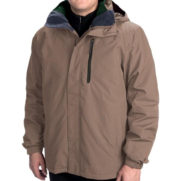 White Sierra All Seasons Jacket