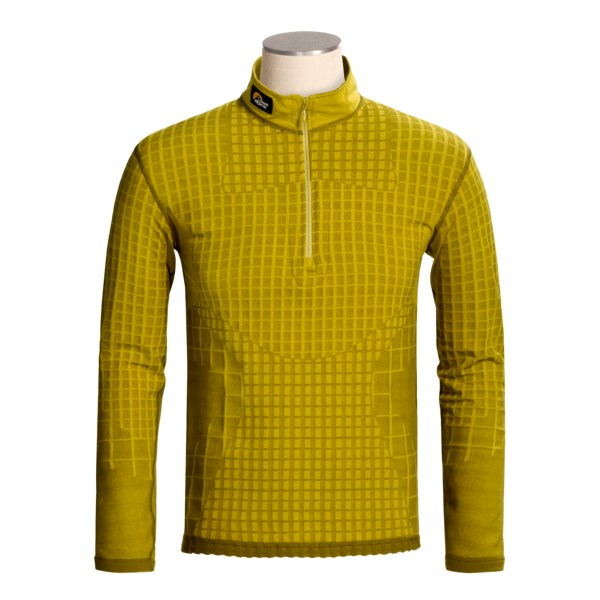 photo: Lowe Alpine Men's Warm Zone Top