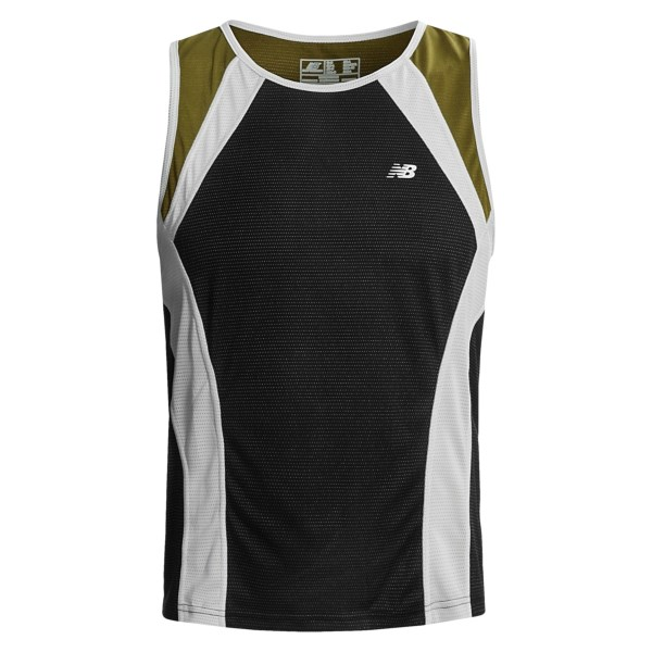 photo: New Balance Men's NBx Adapter Sleeveless