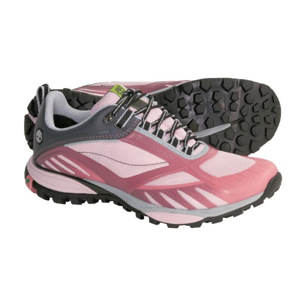 Timberland Route Racer Trail Running Shoes - Recycled Materials (For Women)