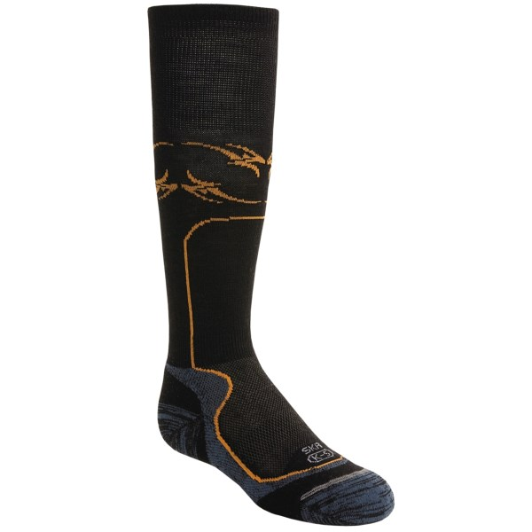 Lorpen Race Ski Socks - Merino Wool  Lightweight (for Kids)