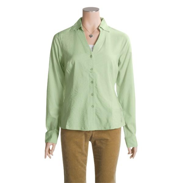 Isis Dinah Shirt - UPF 35+, Long Sleeve (For Women)