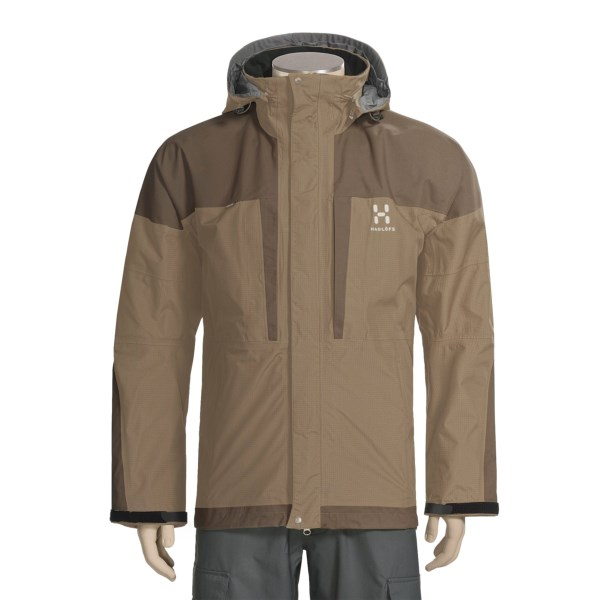 Haglofs Patriot Gore-Tex(R) Jacket - Waterproof (For Men)