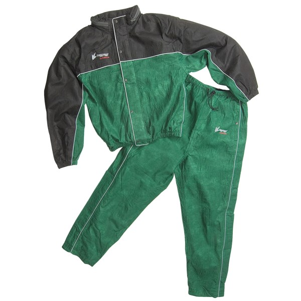 photo: Frogg Toggs Leep Frog Rain Suit