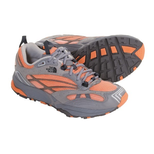 The North Face Fire Road Trail Running Shoes (For Women)