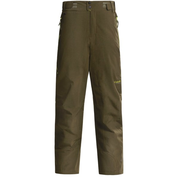 Columbia Sportswear Wildcard Soft Shell Ski Pants - Waterproof, Insulated (For Men)