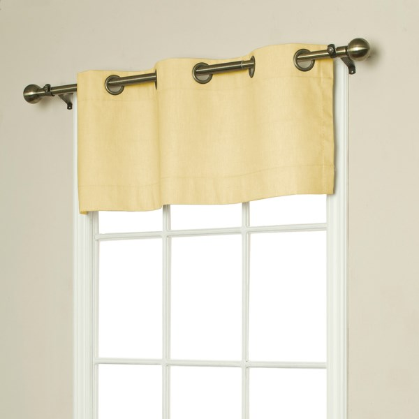 """Thermalogic Weathermate Valance - 40x15,"""" Grommet-Top, Insulated"""
