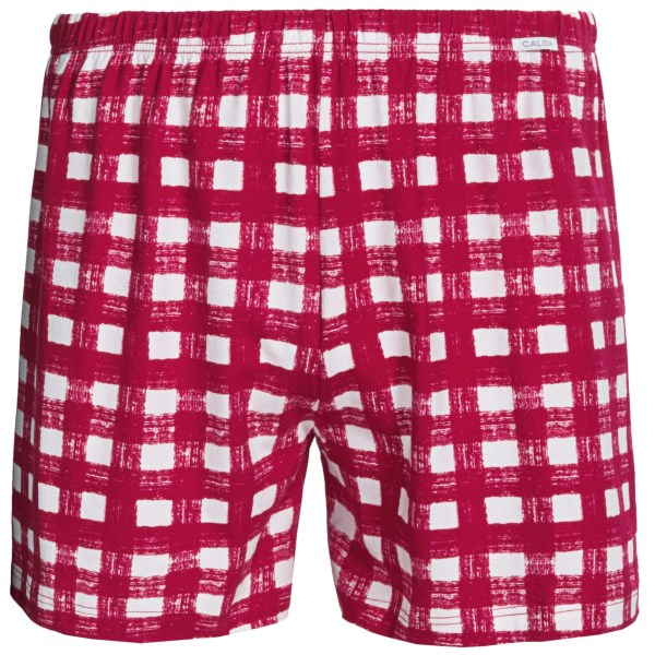 Calida Thema Prints Boxers - Single-jersey Cotton (for Men)