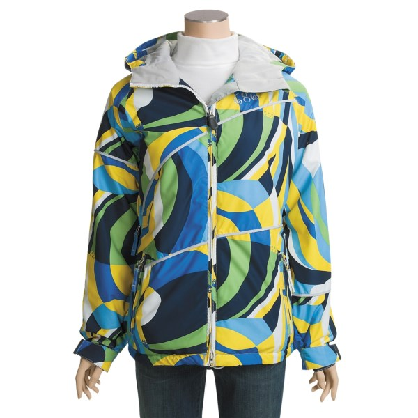 686 Mannual Aurora Jacket Waterproof, Insulated (For Women)
