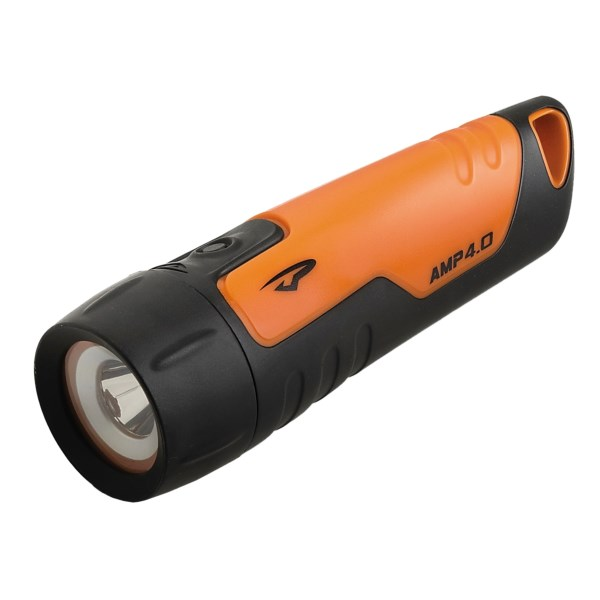 Princeton Tec AMP 4.0 LED Flashlight
