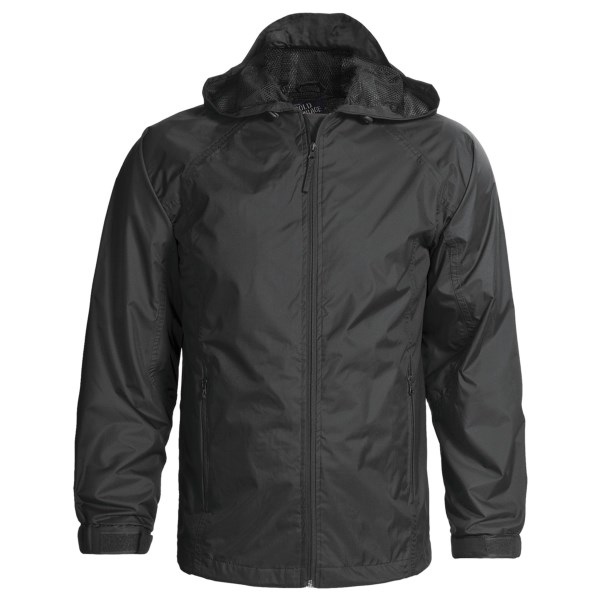 Cold Storage Rain Parka