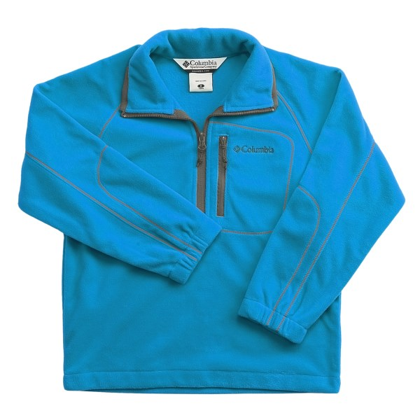 photo: Columbia Fast Trek Pullover