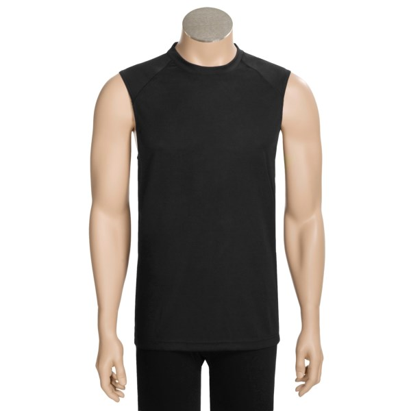 Alo CoolFit Wicking Sleeveless Tee