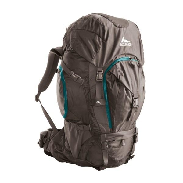Gregory Deva 70 Backpack Internal Frame (For Women) SENECA ROCK (S ... c9adef9f5e9ea