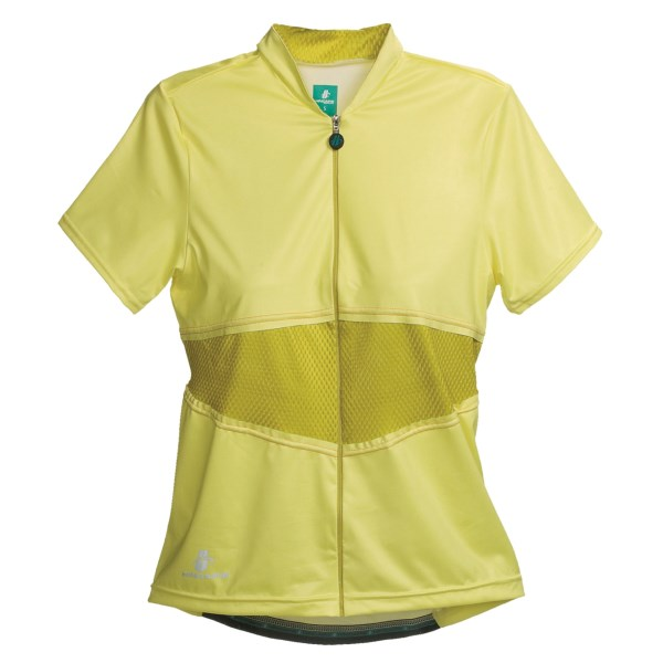Hincapie Elegante Cycling Jersey - Upf 30 , Short Sleeve (for Women)