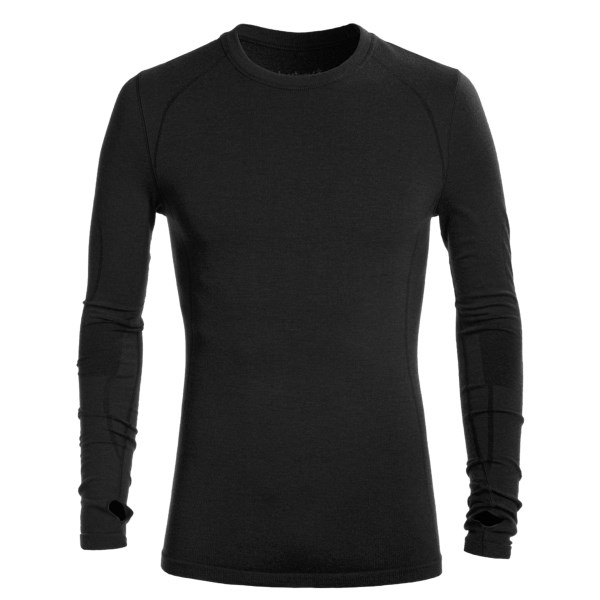 SmartWool PhD Shirt - Merino Wool Long Sleeve