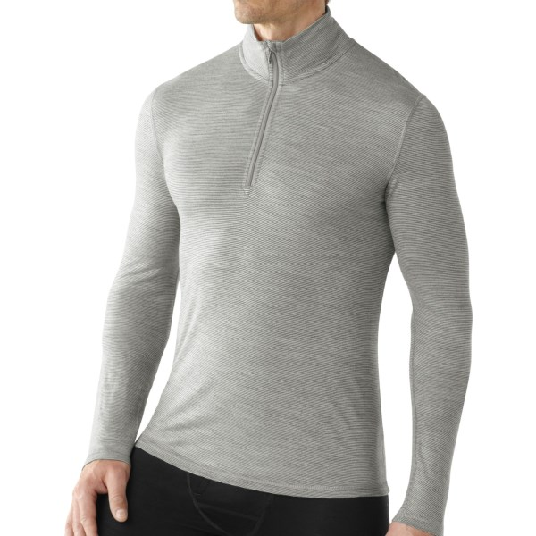 Smartwool Microweight Zip-T