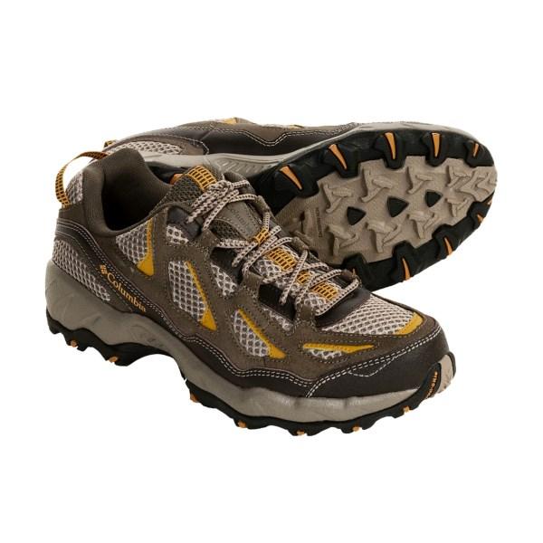 Columbia Men S Dogwood Hiking Shoe