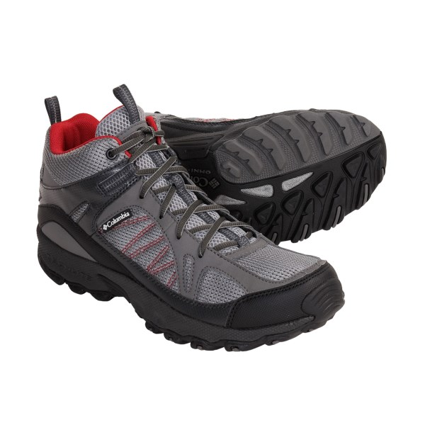 Columbia Footwear Switchback Mid Hiking Boots - Lightweight (For Men)