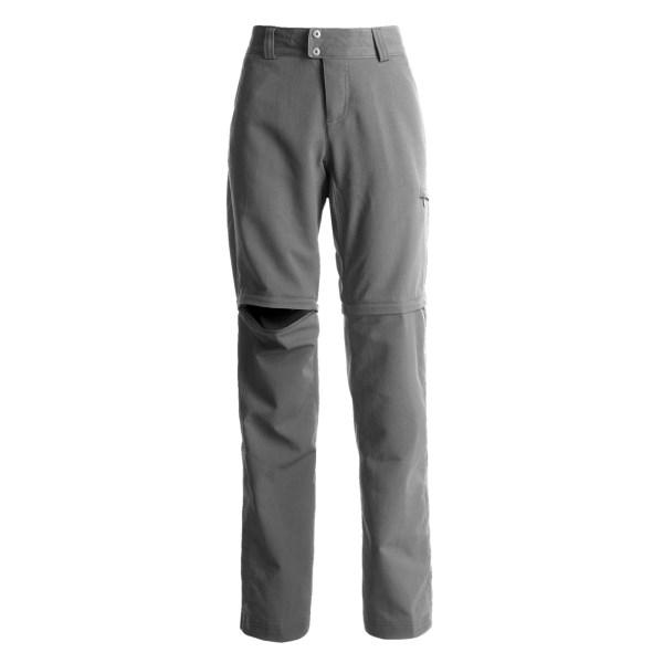 Columbia Sportswear Titanium Silver Ridge Pants - UPF 50, Convertible, Stretch (For Women)