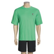 Fila Essenza Solid Tennis Shirt