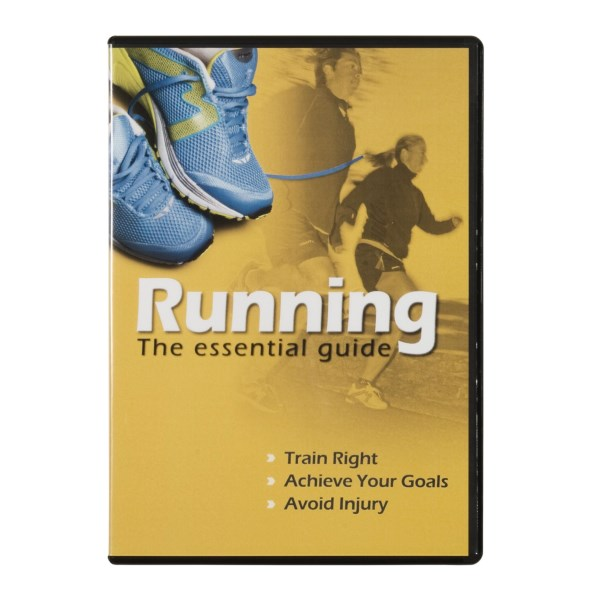 Heliconia Press DVD - Running, Your Guide to Great Results
