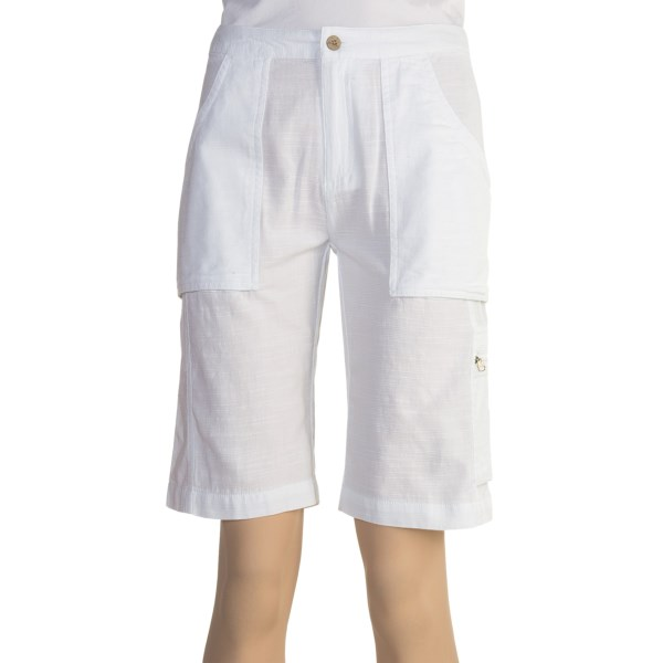 photo: Royal Robbins Cool Mesh Bermuda Short