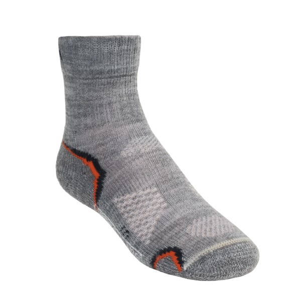 Smartwool Light Outdoor Socks - Merino Wool  Crew (for Kids And Youth)