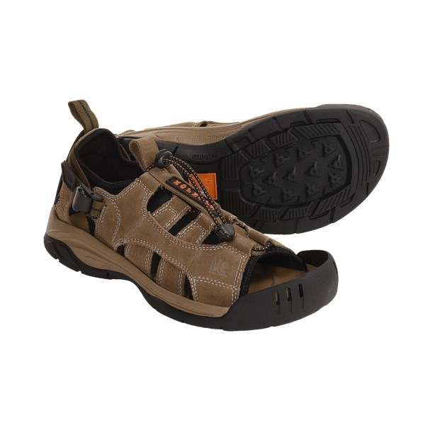 Korkers Swift Sandals