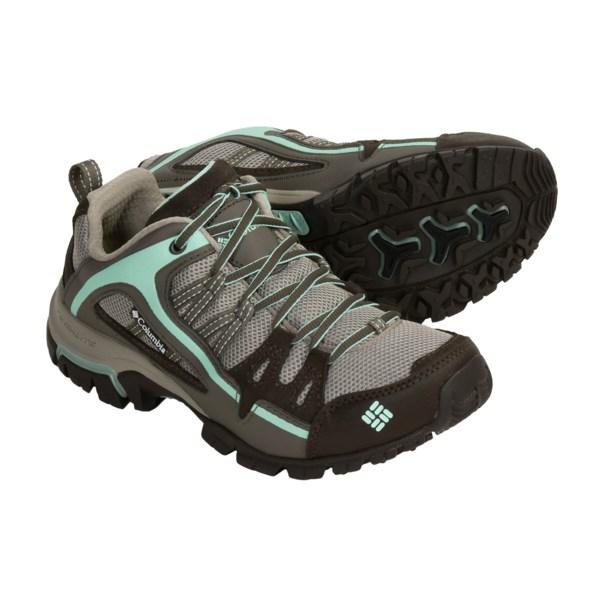 Columbia Footwear Shastalavista Trail Shoes (For Women)
