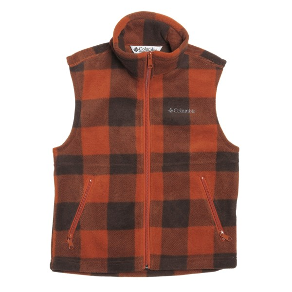 Columbia Zing Fleece Vest