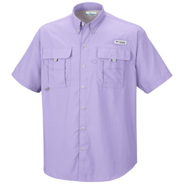 Columbia Sportswear Bahama II Shirt - UPF 30, Short Sleeve (For Big Men)