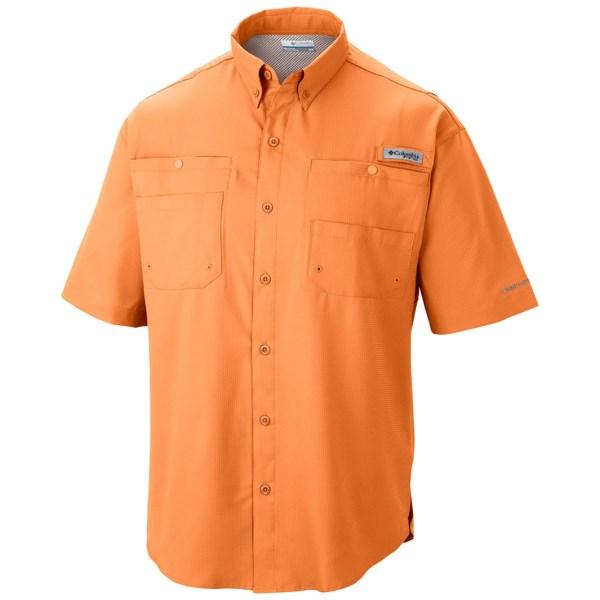 Columbia Sportswear Tamiami II Fishing Shirt - UPF 40, Short Sleeve (For Men)