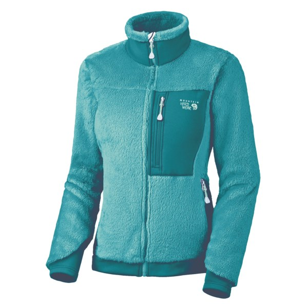 Mountain Hardwear Monkey Women Fleece Jacket - Polartec(R) Thermal Pro(R), Power Stretch(R) (For Women)