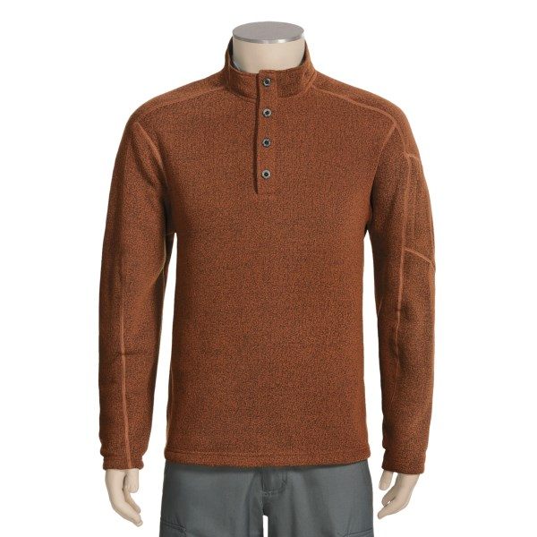 photo: ExOfficio Alpental Long-Sleeve Pullover Fleece