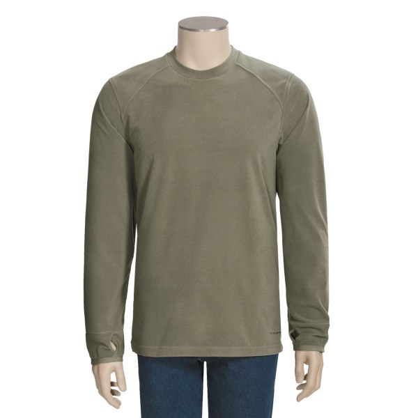 photo: ExOfficio Migrator Long-Sleeve Crew Shirt