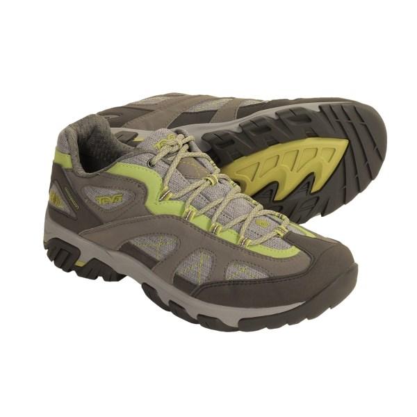 Teva Genea Trail Shoes - T.I.D.E. Waterproof (For Women)