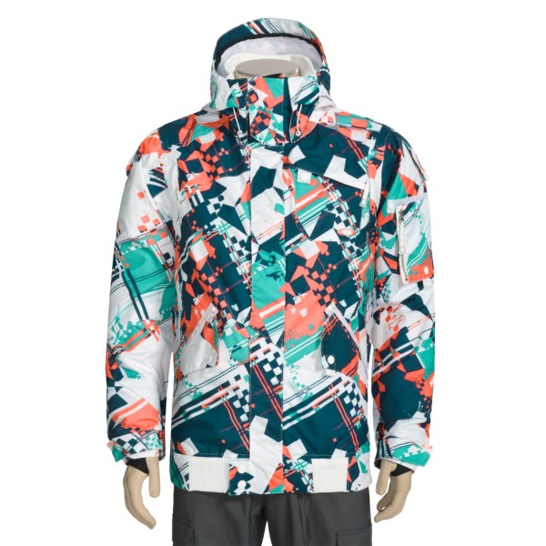 photo: Oakley Ampiler Ski Jacket