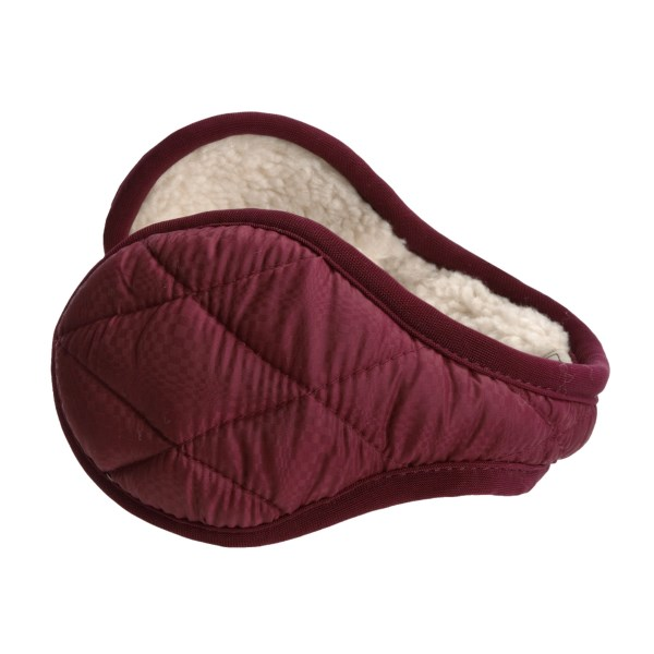 180s Commuter Ear Warmers - Down (For Women)