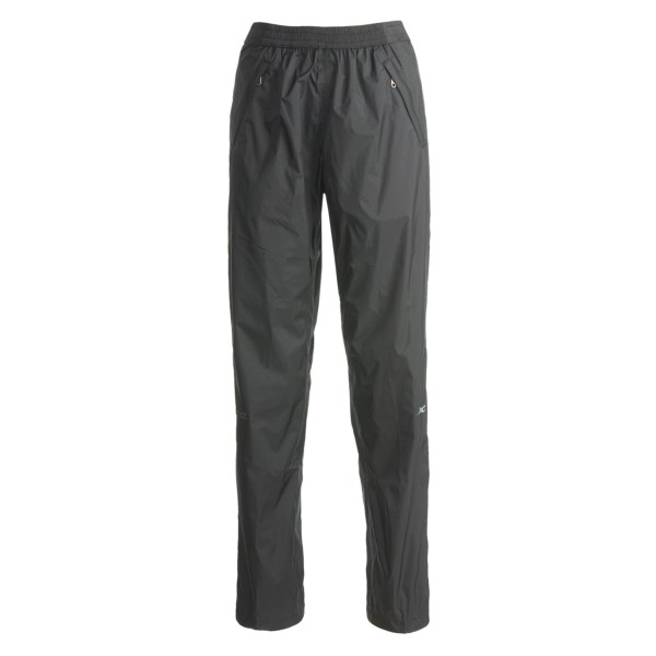 photo: Marmot Women's PreCip Full Zip Pant