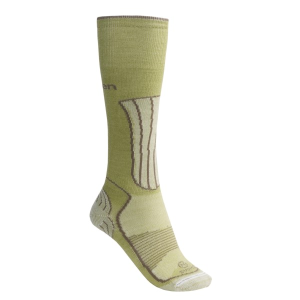 Lorpen Lightweight Ski Socks Merino Wool/Silk
