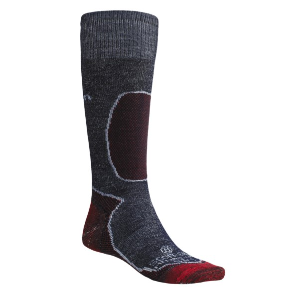 Lorpen Midweight Ski Socks Merino Wool/Silk