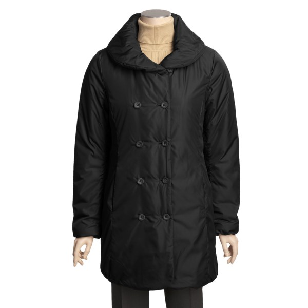 Discount clothing stores Aventura Clothing Arlington Coat - A-Line Cut, Insulated (For Women)