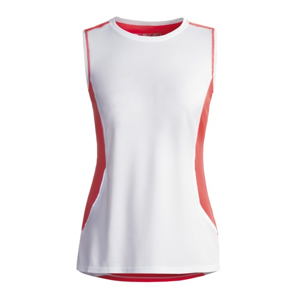 photo: New Balance Women's Tempo Sleeveless Top